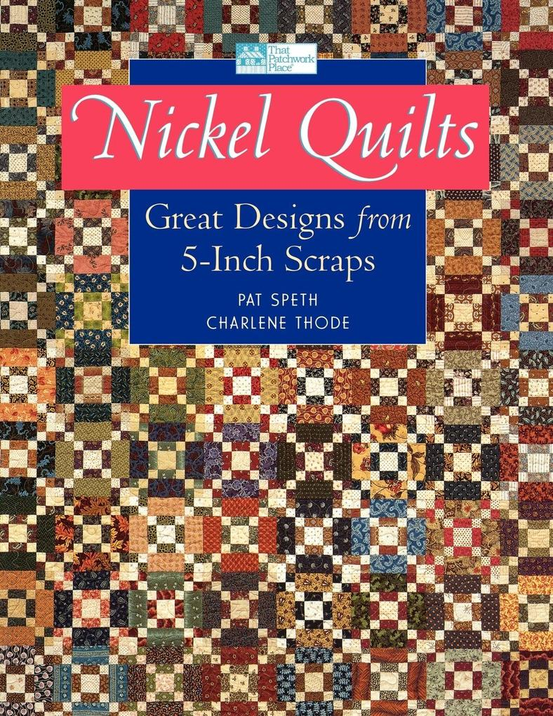 Nickel Quilts Print on Demand Edition als Taschenbuch