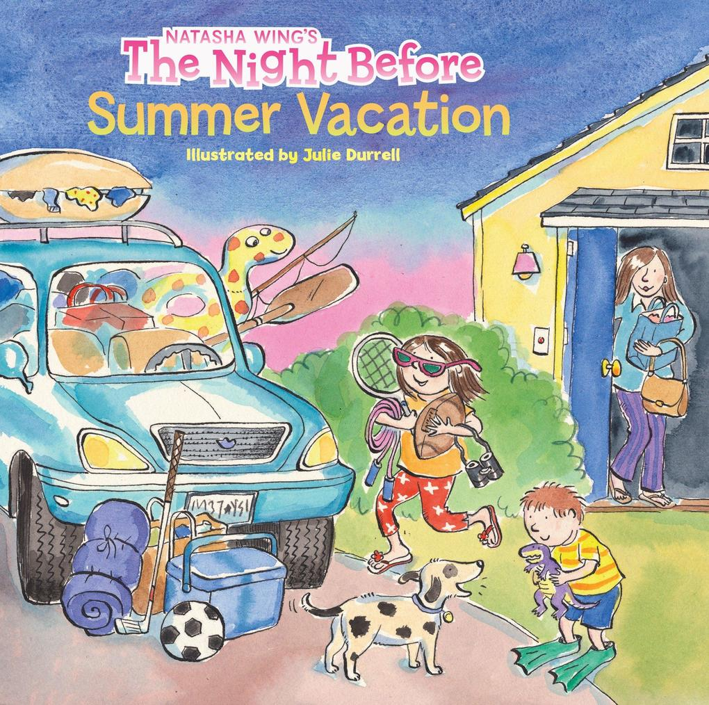 The Night Before Summer Vacation als Taschenbuch