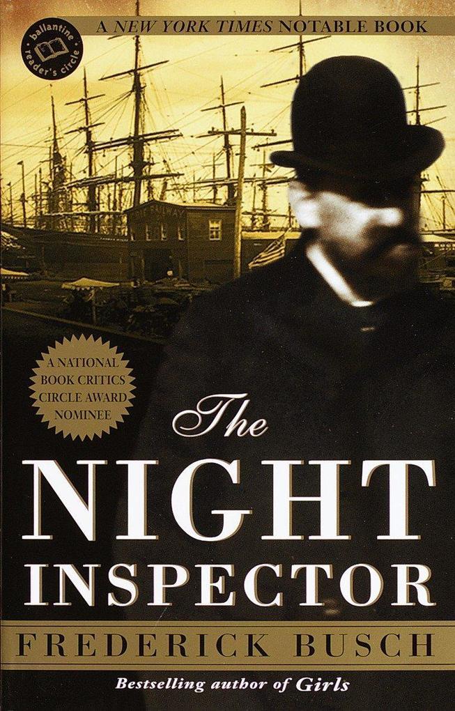 The Night Inspector als Taschenbuch