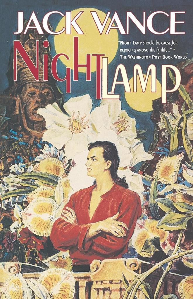 Night Lamp als Taschenbuch