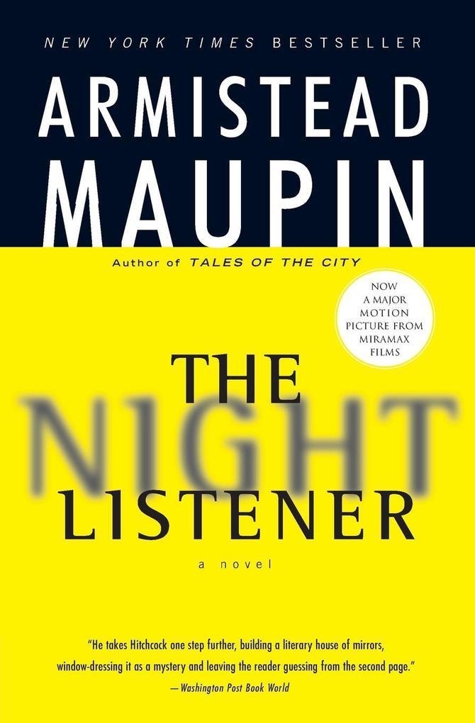 The Night Listener als Taschenbuch