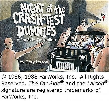 Night of the Crash-Test Dummies als Taschenbuch