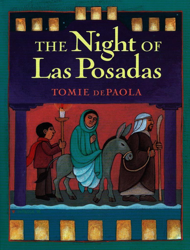 The Night of Las Posadas als Taschenbuch