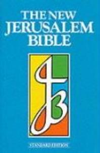 NJB Standard Edition Blue Cloth Bible als Buch