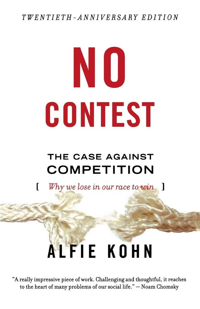 No Contest: The Case Against Competition als Taschenbuch