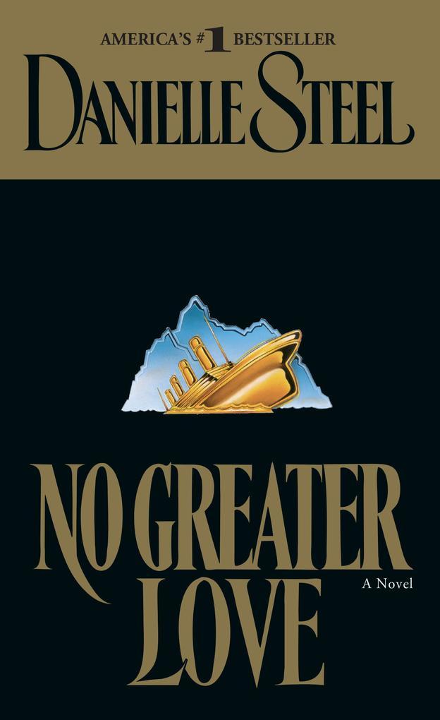 No Greater Love als Taschenbuch