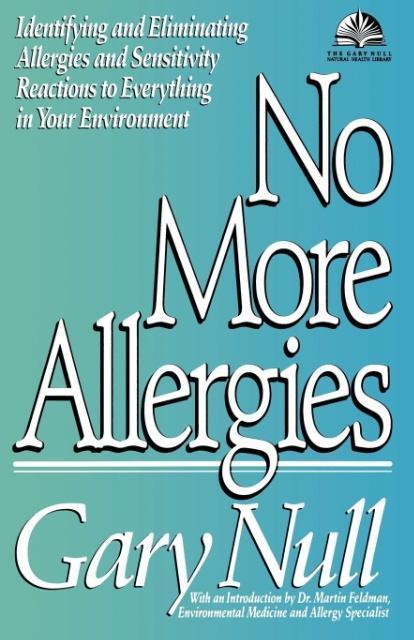 No More Allergies als Taschenbuch