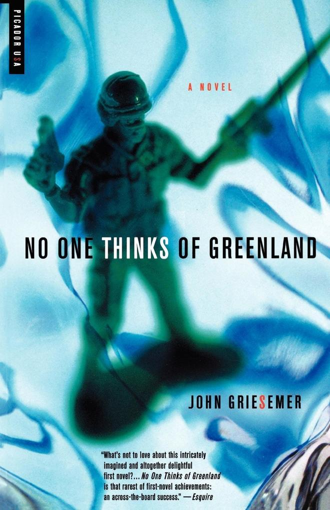 No One Thinks of Greenland als Taschenbuch
