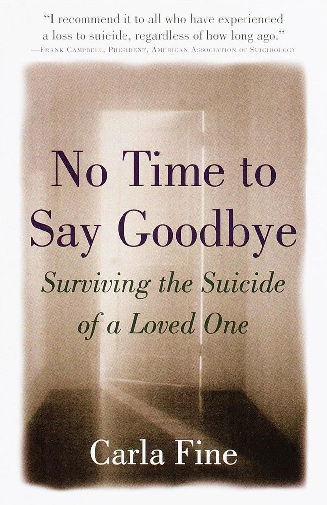 No Time to Say Goodbye als Buch