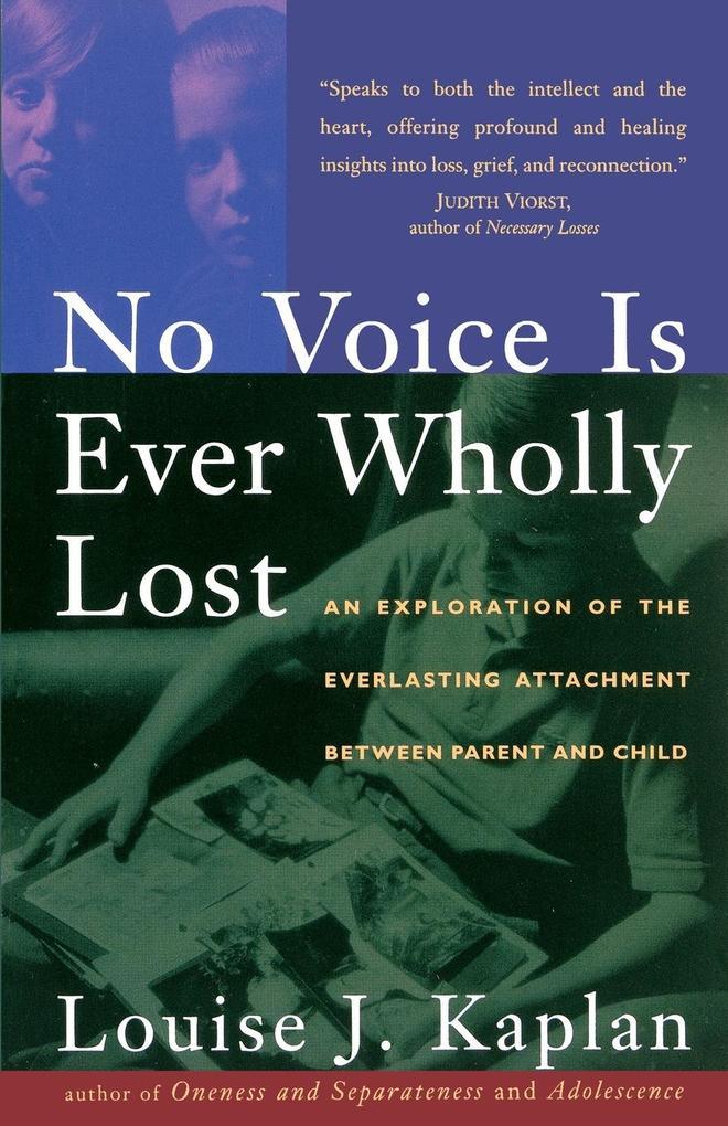 No Voice Is Ever Wholly Lost als Taschenbuch