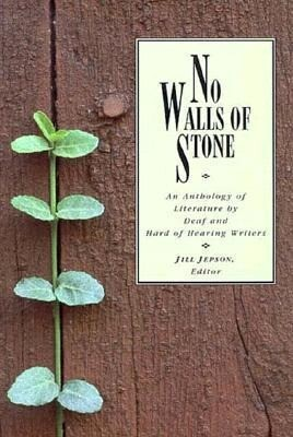 No Walls of Stone als Buch