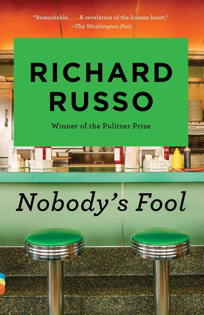 Nobody's Fool als Taschenbuch