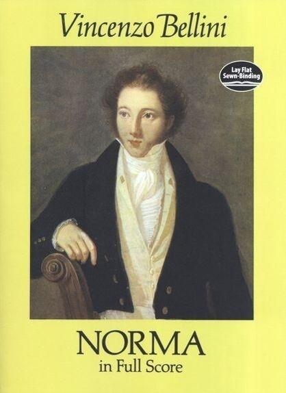 Norma in Full Score als Taschenbuch