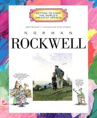 Norman Rockwell als Taschenbuch