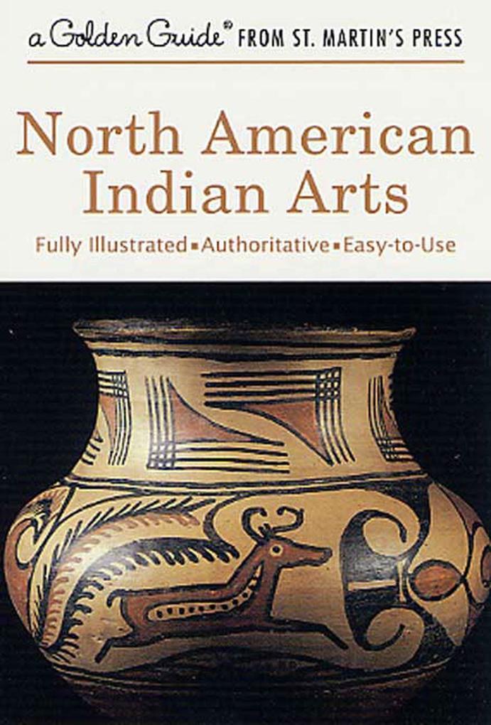 North American Indian Arts als Taschenbuch