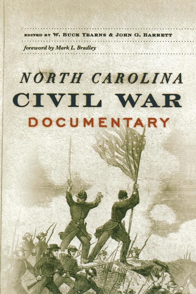 North Carolina Civil War Documentary als Taschenbuch