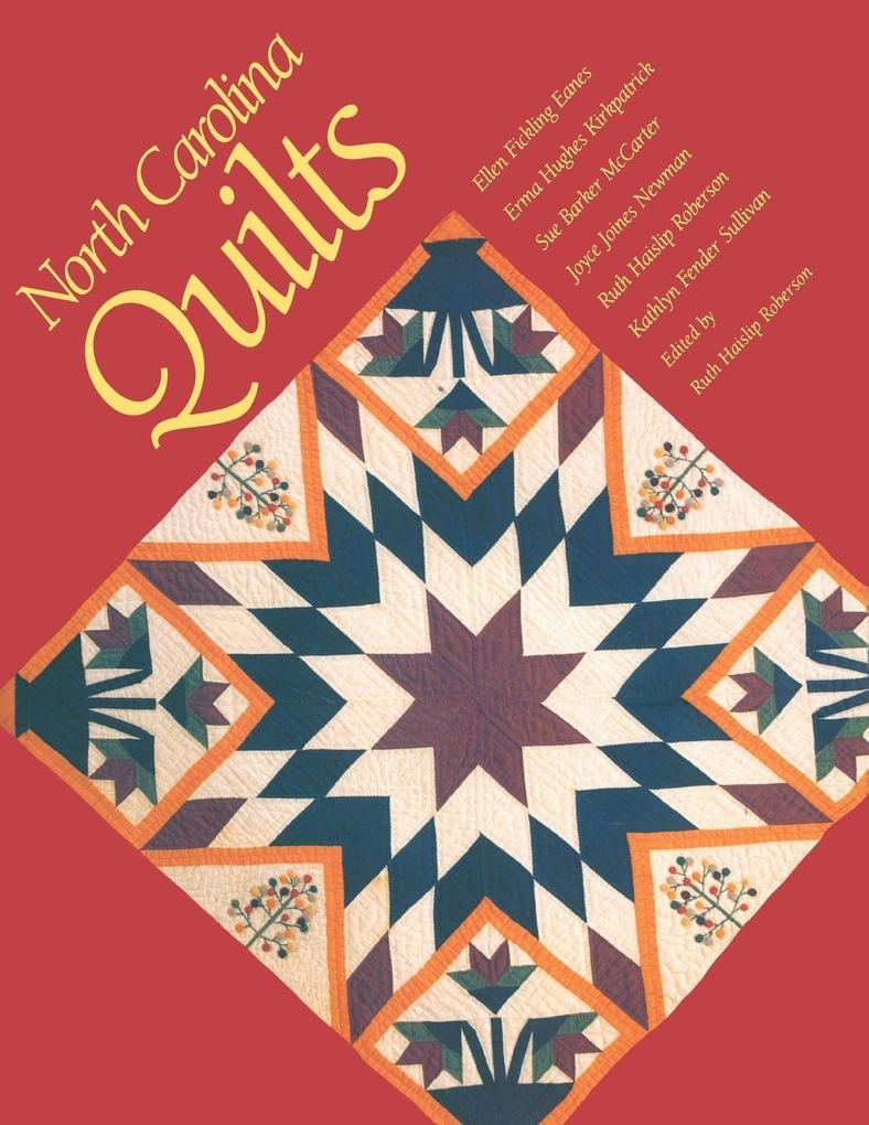 North Carolina Quilts als Taschenbuch