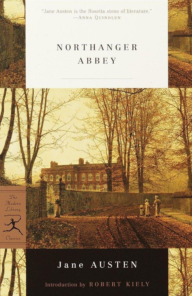 Northanger Abbey als Taschenbuch
