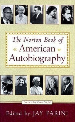 The Norton Book of American Autobiography als Buch