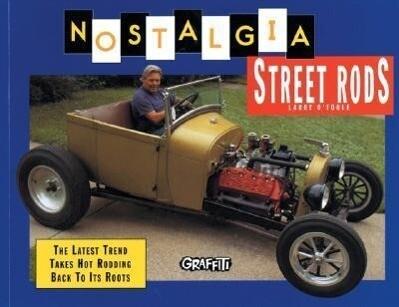 Nostalgia Street Rods als Taschenbuch