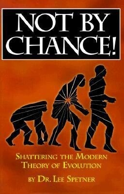 Not by Chance!: Shattering the Modern Theory of Evolution als Taschenbuch