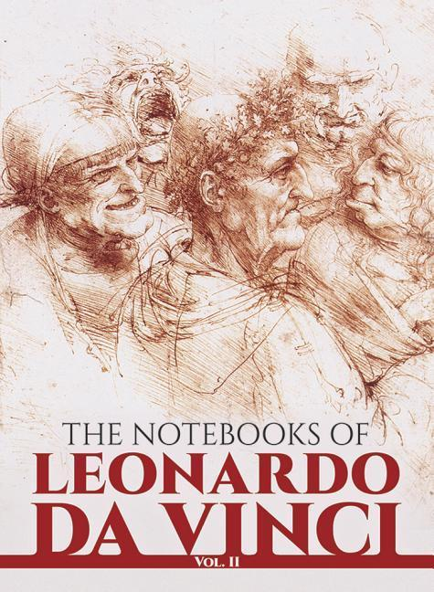 The Notebooks of Leonardo Da Vinci, Vol. II als Taschenbuch