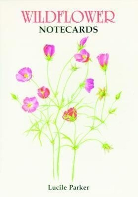 Wildflower Notecards [With 8 Envelopes and Folder] als Buch