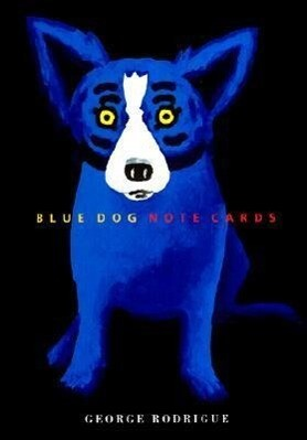 Blue Dog - Note Cards [With 15] als Buch