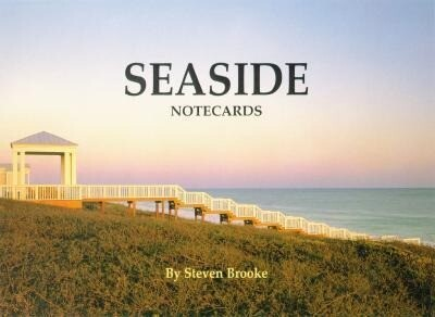 Seaside Notecards [With 12 Color Cards and 12 Envelopes] als Buch