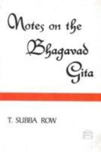Notes on the Bhagavad-Gita als Taschenbuch