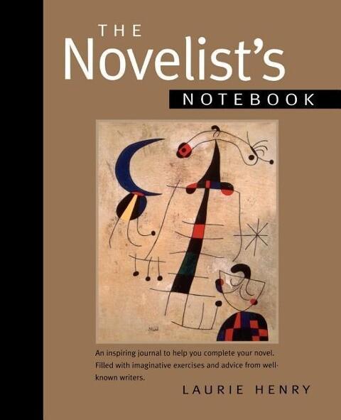 Novelists Notebook als Taschenbuch