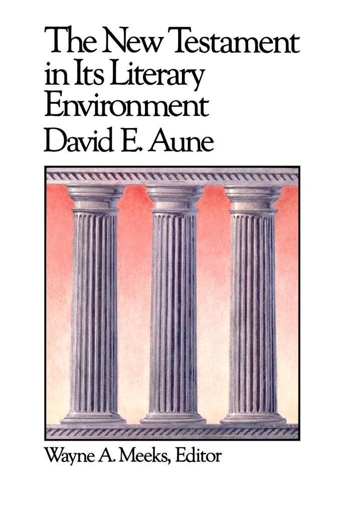 The New Testament in Its Literary Environment als Taschenbuch
