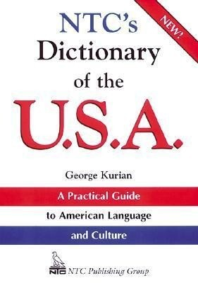 NTC's Dictionary of the United States als Taschenbuch