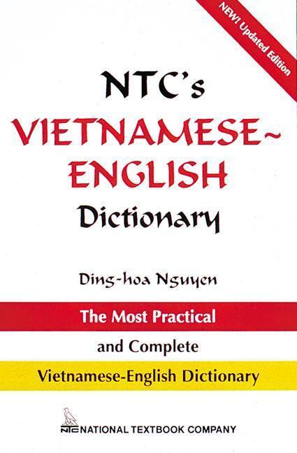 NTC's Vietnamese-English Dictionary als Taschenbuch