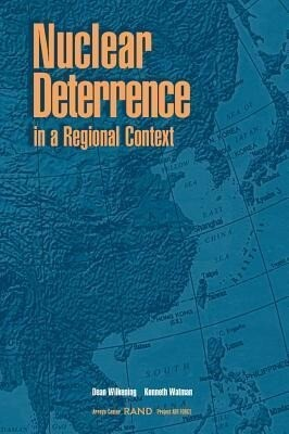 Nuclear Deterrence in a Regional Context als Taschenbuch