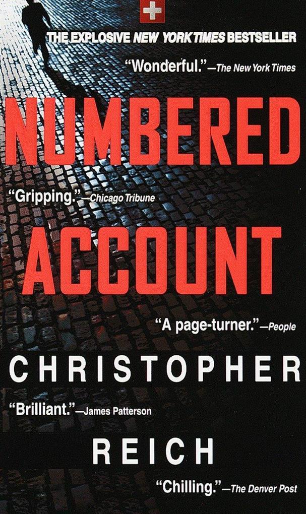Numbered Account als Taschenbuch