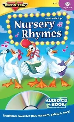 Nursery Rhymes [With Book(s)] als Hörbuch