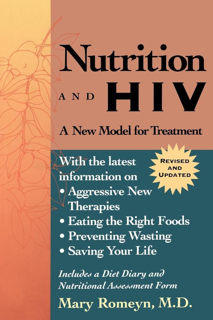 Nutrition and HIV: A New Model for Treatment als Taschenbuch