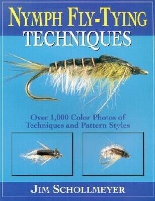 Nymph Fly-Tying Techniques als Taschenbuch