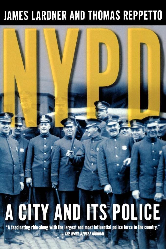 NYPD als Taschenbuch