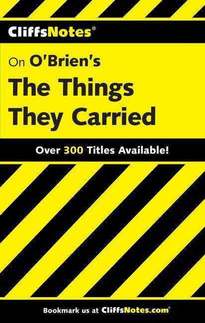 O'Brian's the Things They Carried als Taschenbuch