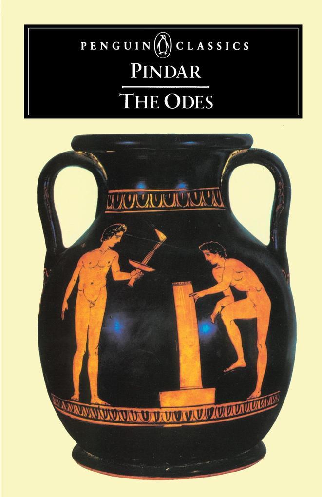 The Odes als Taschenbuch