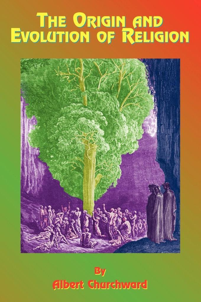 The Origin and Evolution of Religion als Taschenbuch
