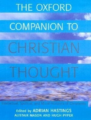 The Oxford Companion to Christian Thought als Buch