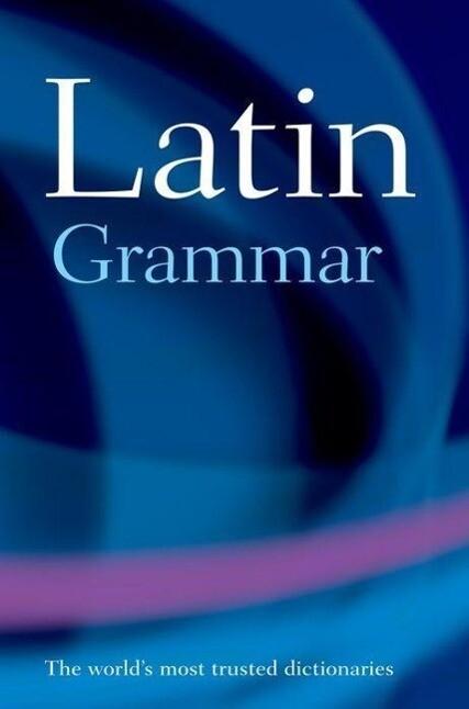 A Latin Grammar als Taschenbuch