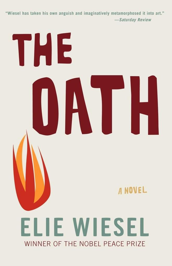 The Oath als Taschenbuch