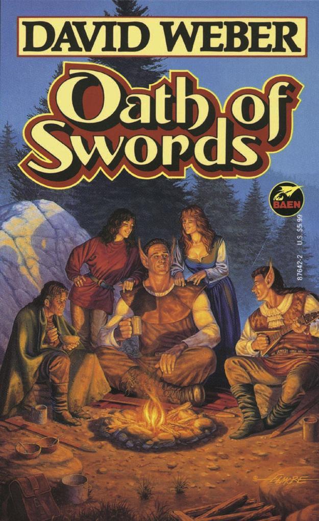 Oath of Swords als Taschenbuch