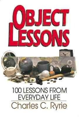 Object Lessons als Taschenbuch