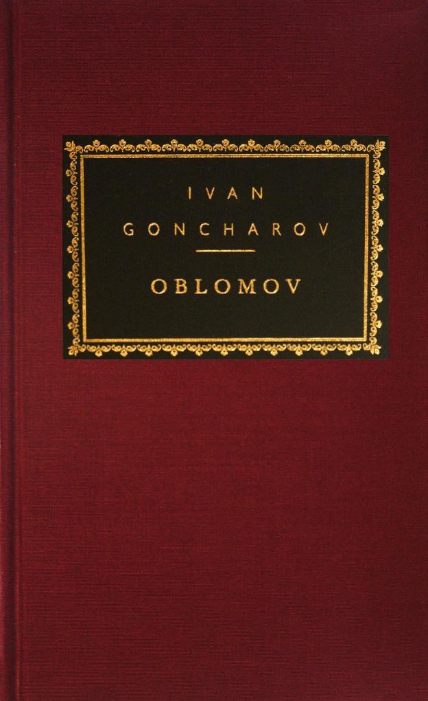 Oblomov als Buch