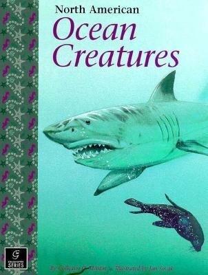 North American Ocean Creatures als Taschenbuch